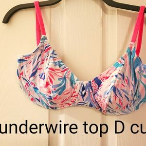 Lilly pulitzer swimsuit custom made